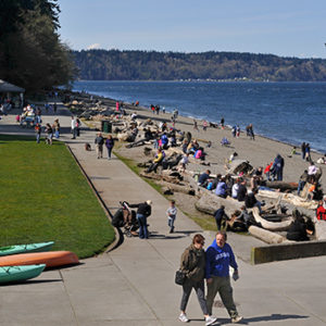 Owen Beach at Point Defiance Park for plan your day