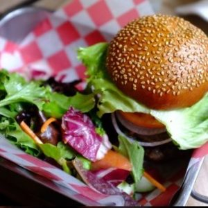 dining burger